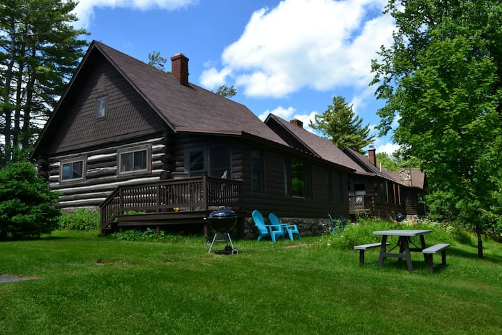 Cozy 3 bedroom cabin on Long Lake. - Phelps - Hytte