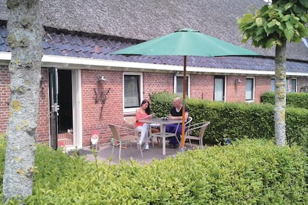 Holiday apartment with 2 bedrooms on 60m² in Paesens