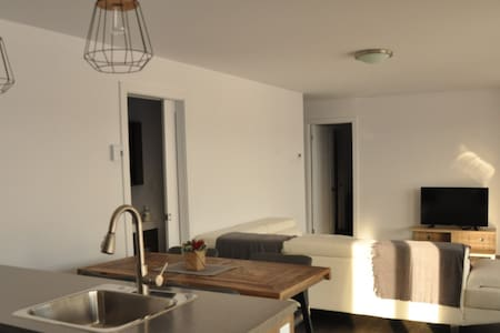 Great 2 Beds/1 Bath right on the St-Lawrence