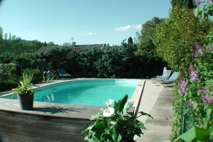 Le Moulin Des Ocres - Colombier - Apt - Apartment