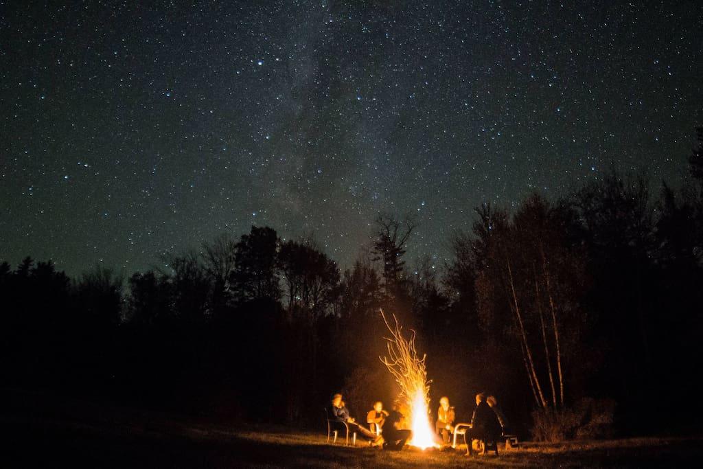 Back yard Star-fest