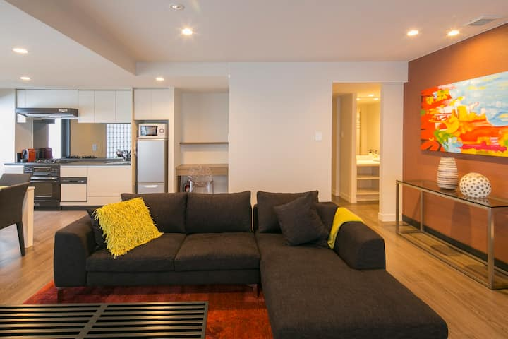 Modern 2bdrm apartment - perfect for workation 202