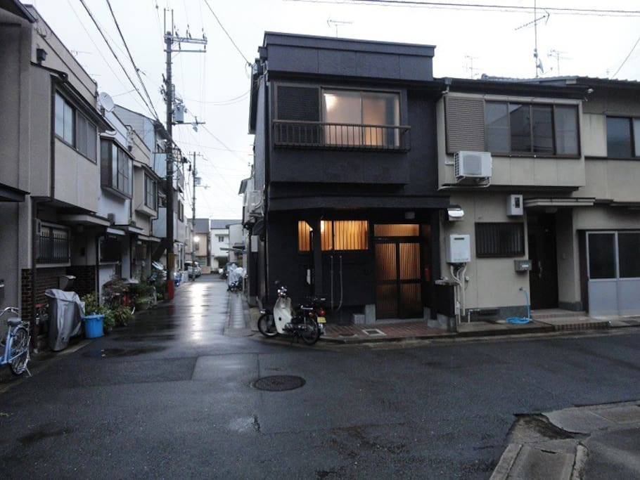 Pretty wooden house near Arashiyama - Houses for Rent in