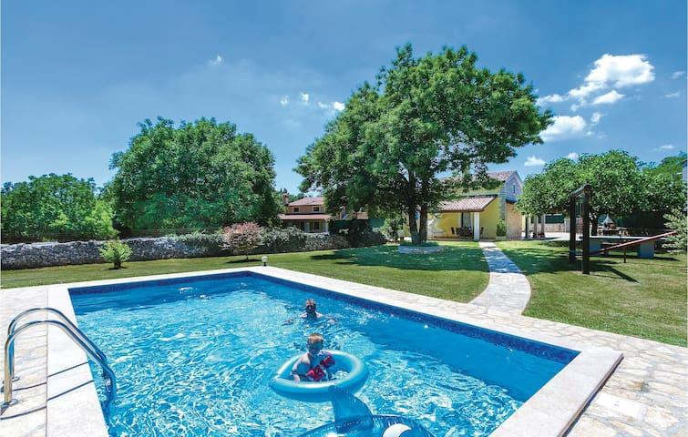 Beautiful holiday home in a small Istrian village