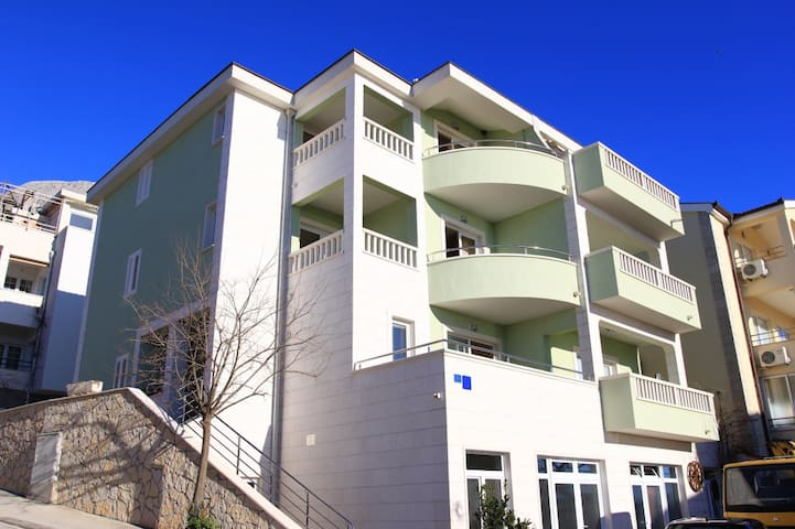 A1|| Studio Apartman for 2 - Makarska - House