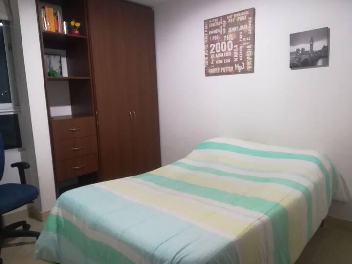 Acogedor espacio para tu descanso en Neiva-Huila