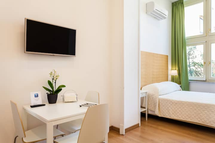 Appartamento Corso A with Air Conditioning, Heating and Internet WI-FI