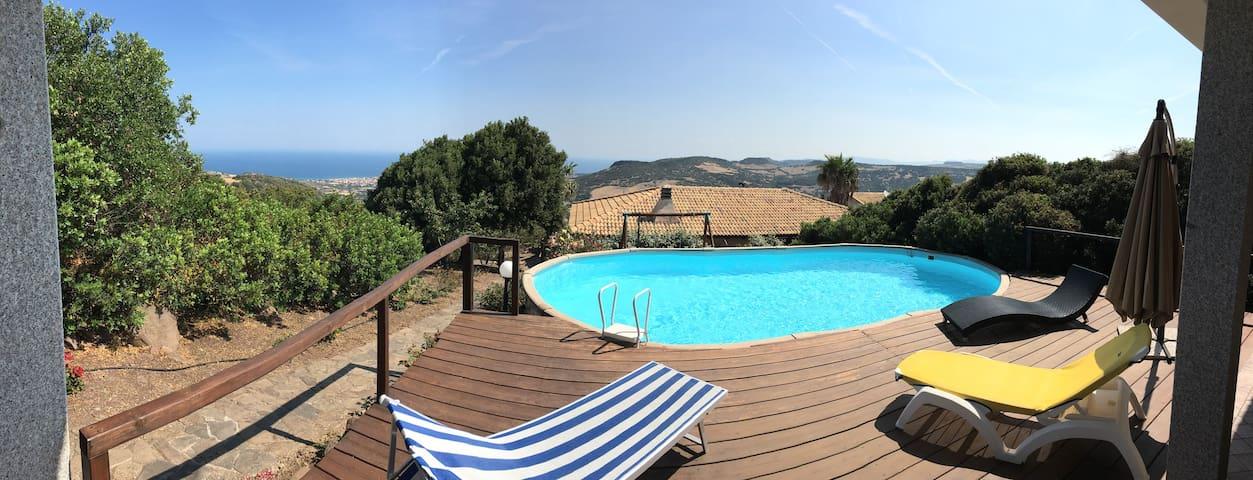 Villa Claudia with privat pool