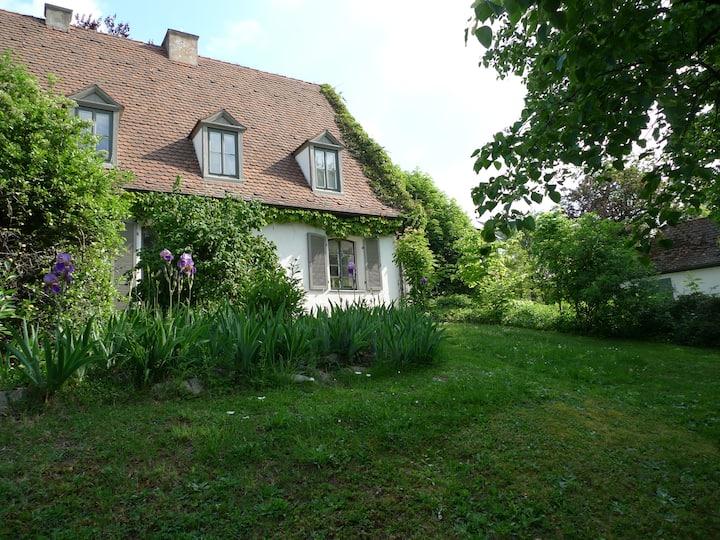 Architekten Haus - 50er Jahre - französischer Stil