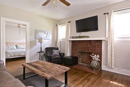 Tremont Place-North Chatt-.5 miles to Frazier- - Chattanooga - Appartement