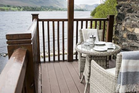 BOATHOUSE DUKE OF PORTLAND, Pooley Bridge, Nr Ullswater - Casa
