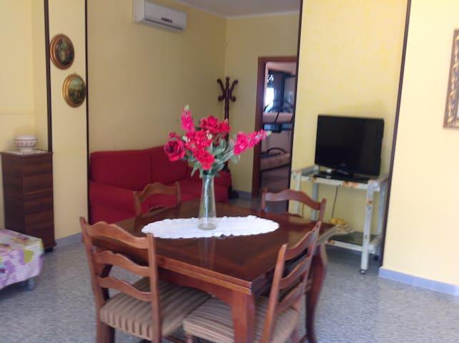 La casa di Lina - Santa Venere - Lejlighed