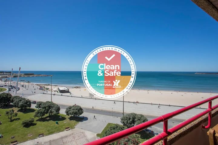 Liiiving in Matosinhos | Sea Beach Apartment