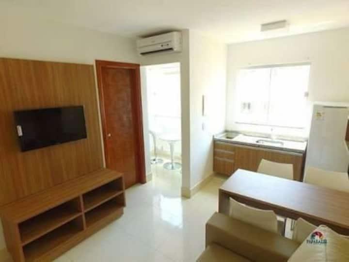 Apartamento em resort completo Caldas Novas