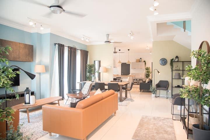 Munich Modern House - The Duyong Dream