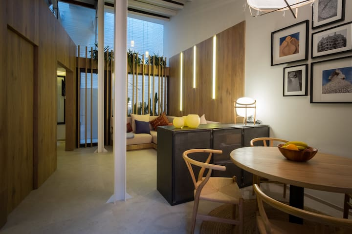 NEW!! DELIGHTFUL HOUSE FOR TWO in the heart of BCN - บาร์เซโลนา - บ้าน