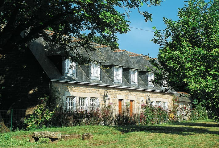 Holiday home in La Foret-Fouesnant