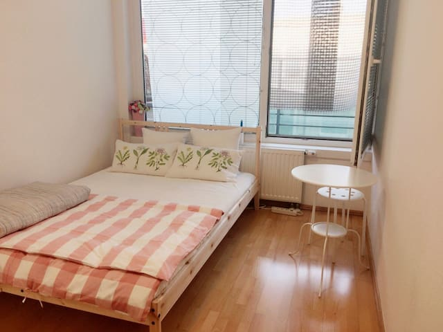 cosy room near city center