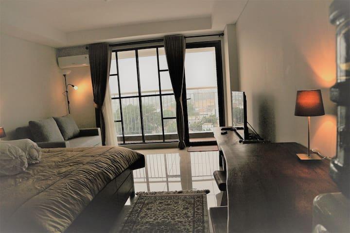 Tera Residence # 1207A spacious  studio, 36 sqm