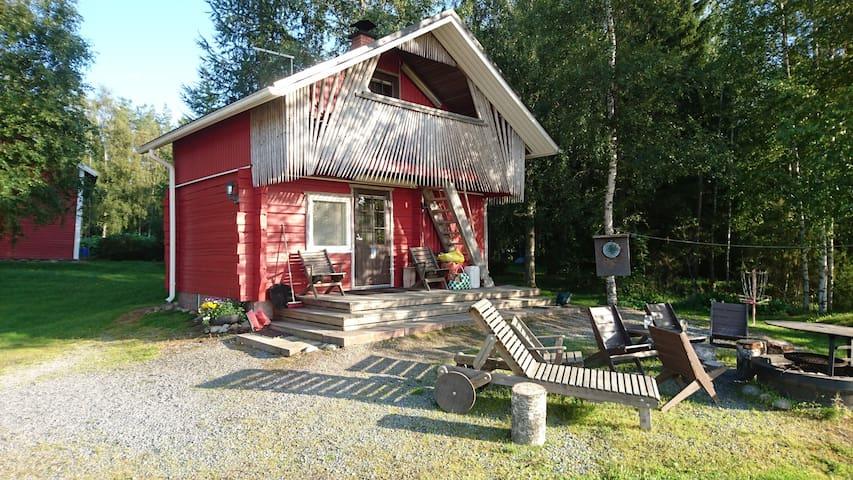 Kotikolo Cottage, Maatilamatkailu Ilomäki