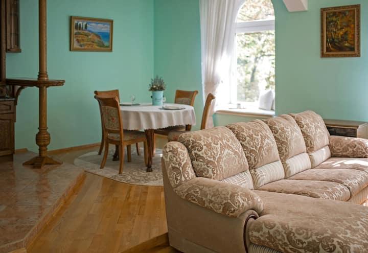 Апартаменты в историческом центре г. Полтава