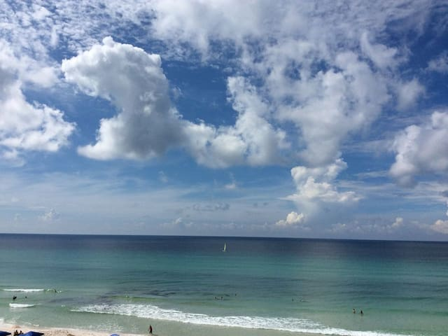 Tidewater II 314-2BR-Apr 7 to 9 $640! Gulf Front Views- Indoor & Outdoor Pools