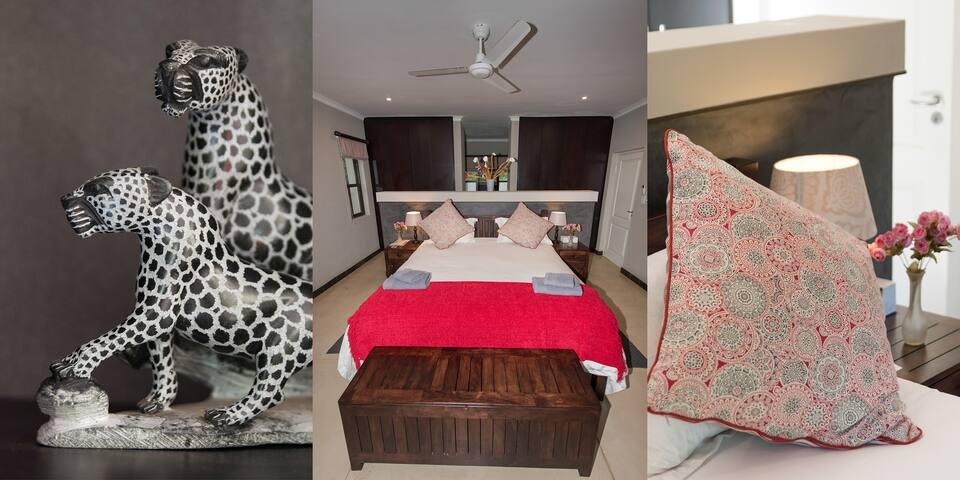 Honeymoon Suite, Nyaleti Lodge 310 - Hoedspruit