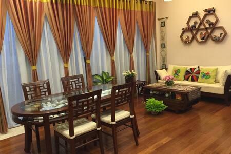 Ecopark homestay - Duplex Garden Penhouse - Xuân Quan - Appartamento