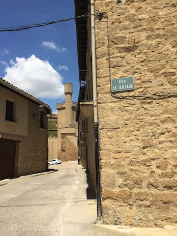 """Apartamento """"Buenavista 2"""" Olite"""