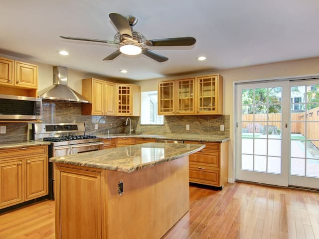 Stunning house in prime location of Hoboken, NJ - Hoboken - Rumah