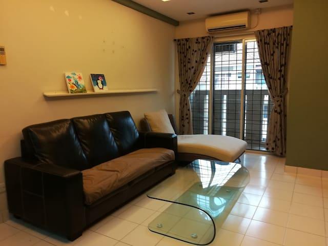 Cozy apartment at Kepong