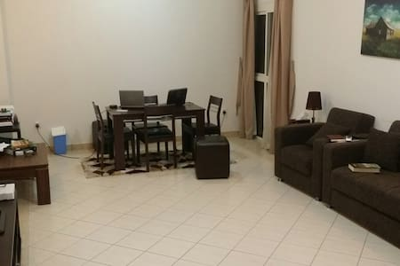 Pvt comfy Bedroom + Pvt Bathroom - Doha - Apartamento