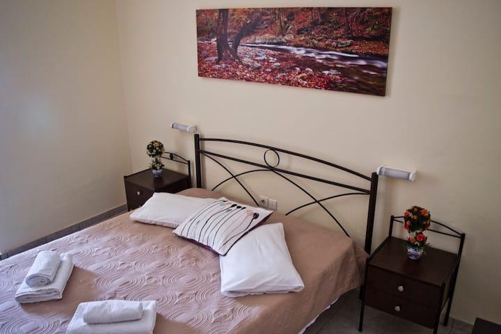 Cyclades beach - Δίκλινο δωμάτιο