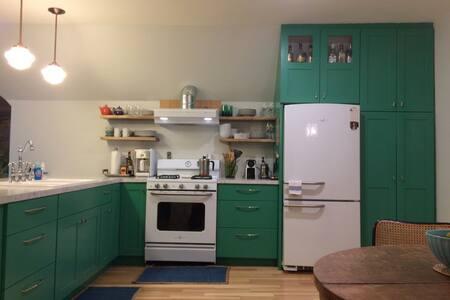 Eclectic Loft Apartment - Eau Claire
