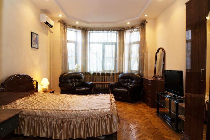 Двухкомнатная квартира в центре - Voronez - Apartment