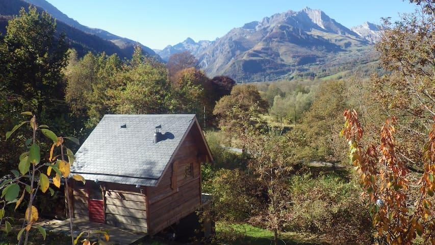 location tit chalet de montagne - Aucun - กระท่อมบนภูเขา