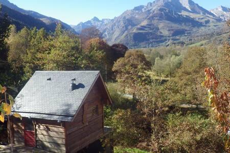 location tit chalet de montagne - Aucun - Chatka w górach