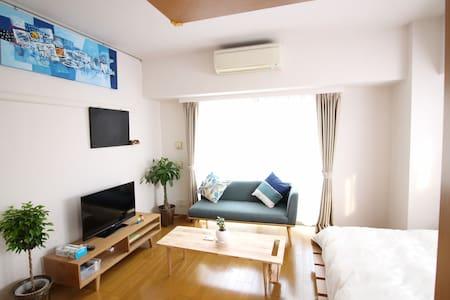 Ueno 3min! Enjoy the heart of Tokyo - Taitō-ku - Apartment
