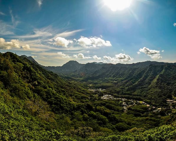 Welcome to Upper Kalihi Valley!