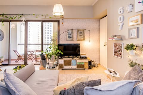 Studio apartment in the heart of JBR