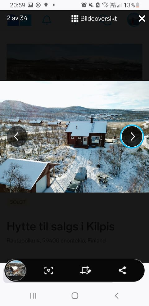 Kilpis Lodge