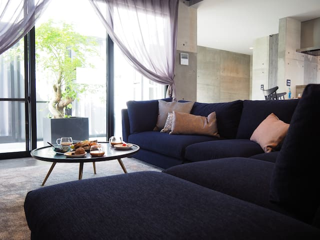 Stylish Villa in Yomitan, near Zakimi Castle-RoomC