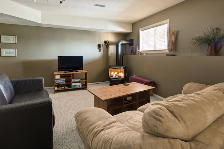 Ward's Vacation Suite - Invermere - Huis