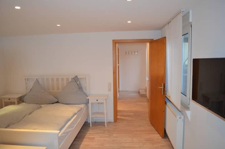Unser kleines Apartment