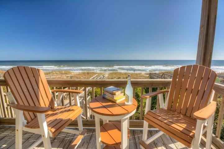 Little House on the Beach - Kure Beach - House