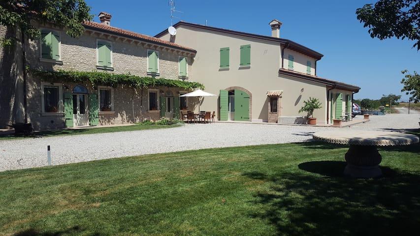 1/Appartamento vacanza in campagna /casa privata