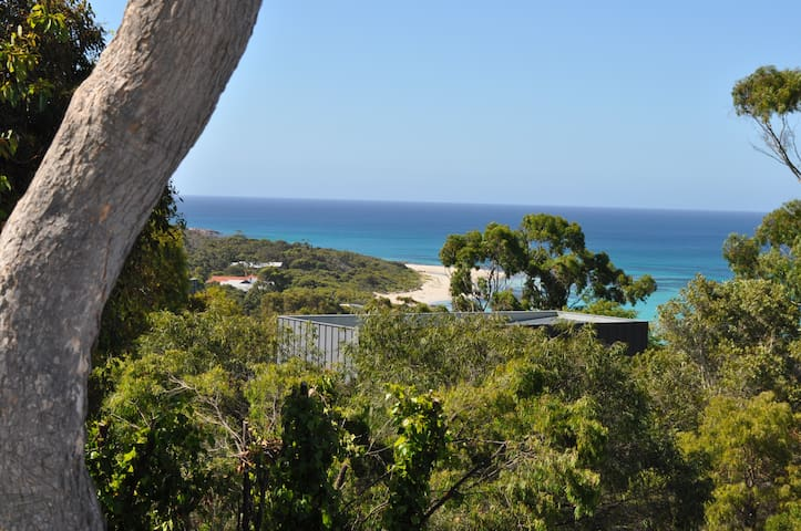 Stunning Views over Eagle Bay