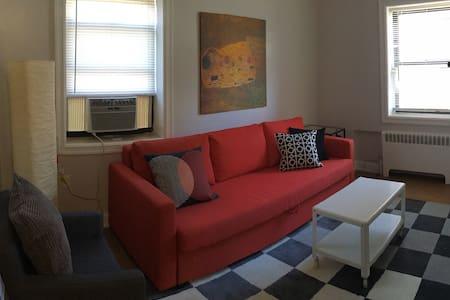 Stylish One Bed Apt w/Parking 15 Min to NYC - North Bergen - Wohnung