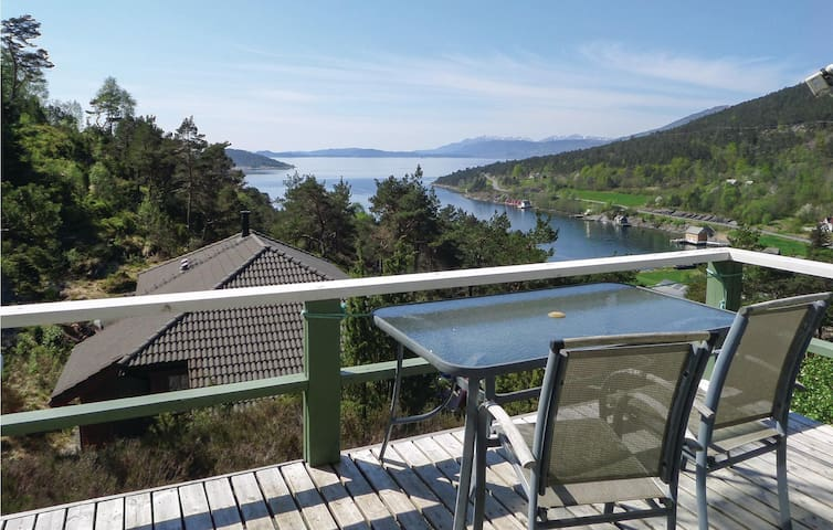 Holiday cottage with 3 bedrooms on 45 m² in Ølve