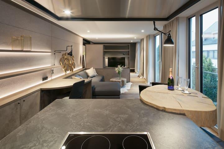 "Luxurious Studio Loft Apartment ""Ostin"""